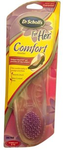 Dr. Scholl's Insoles Comfort Boots Clear purple Pumps