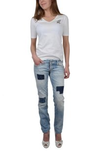 DSquared Slim Jean Light Blue Skinny Jeans