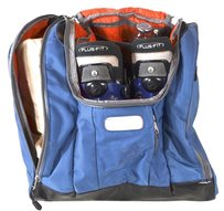 Ebags Boot Ski Skiing blue Travel Bag
