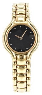 Ebel Women's Beluga 866960 Dress Watch in 18K Yellow Gold WTEBY