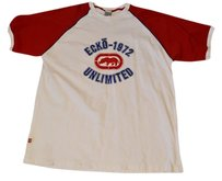 Ecko Unlimited T Shirt White and Red