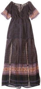 Multi-Color Maxi Dress by Ecote Maxi Maxi