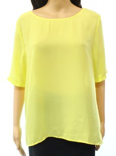 Eight Sixty 100-polyester Top