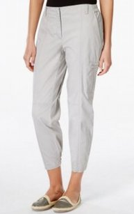 Eileen Fisher Cargo Linen New With Defects Pants