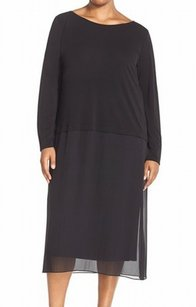 Eileen Fisher Long Sleeve New With Tags Top
