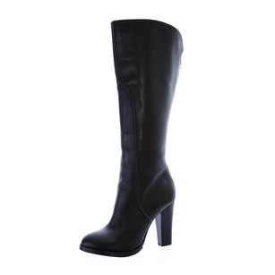 Elaine Turner Womens Black Boots