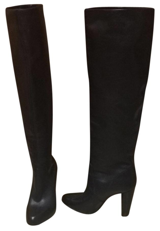 for sale 2014 clearance 2014 newest Elie Tahari Round-Toe Knee-High Boots discount amazing price many kinds of sale online fNEv1sn