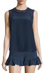 Elizabeth and James Vivi Navy Top Blue