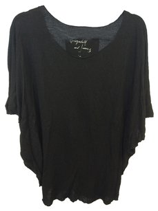 Elizabeth & James Top Black