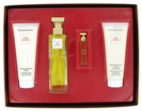 Elizabeth Arden 5Th Avenue By Elizabeth Arden Gift Set -- 2.5 Oz Eau De Parfum Spray + 3.3 Oz Body Lotion Tube + 3.3 Oz Hydrating Cream Cleanser + .12 Parfum