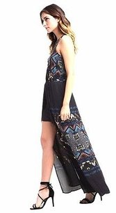 Ella Moss Color Hopelux Printed Twofer Dress
