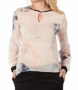 Ellen Tracy 100-polyester Top