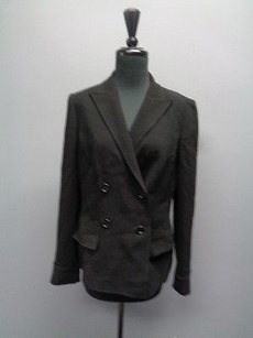 Ellen Tracy Long Sleeve Black Jacket