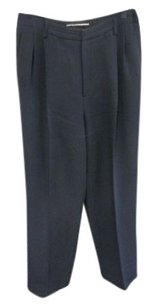 Ellen Tracy Linda Allard Navy Pants