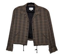 Emanuel Ungaro Brown and gray Jacket