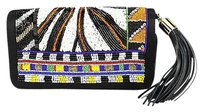 Emilio Pucci Womens Man Made Shoulder Bag