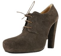 Emporio Armani Womens Ankle brown Boots
