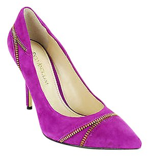 Enzo Angiolini Womens pink Pumps