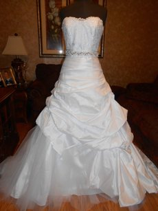 Enzoani Brand New Modeca Noreen Wedding Dress