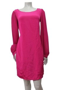 Erin Fetherston short dress Pink A Line on Tradesy