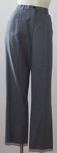 Escada Wool Blend Wtw Pants