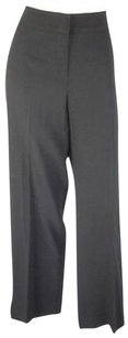 Escada Wool Flat Front Pants