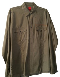 Esprit Military Men Shirt Rag & Bone Helmut Lang Button Down Shirt