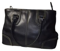 Esprit Satchel in Black