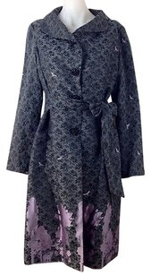 Eva Franco Womens On Coat
