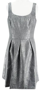 Evan Picone short dress gray Good Womens on Tradesy