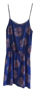 Everly short dress Blue on Tradesy
