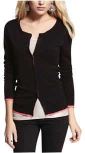 Express Neon Tipped Cardigan