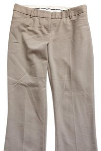 Express Straight Pants Tan