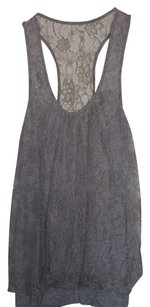 Express Top Heather Grey