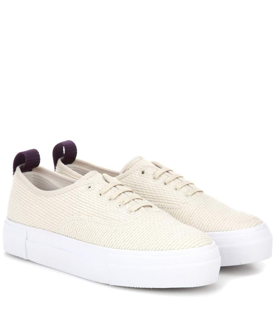 Added to Shopping Bag. EYTYS Superga Intermix Sneakers Nike Keds milk white  Athletic