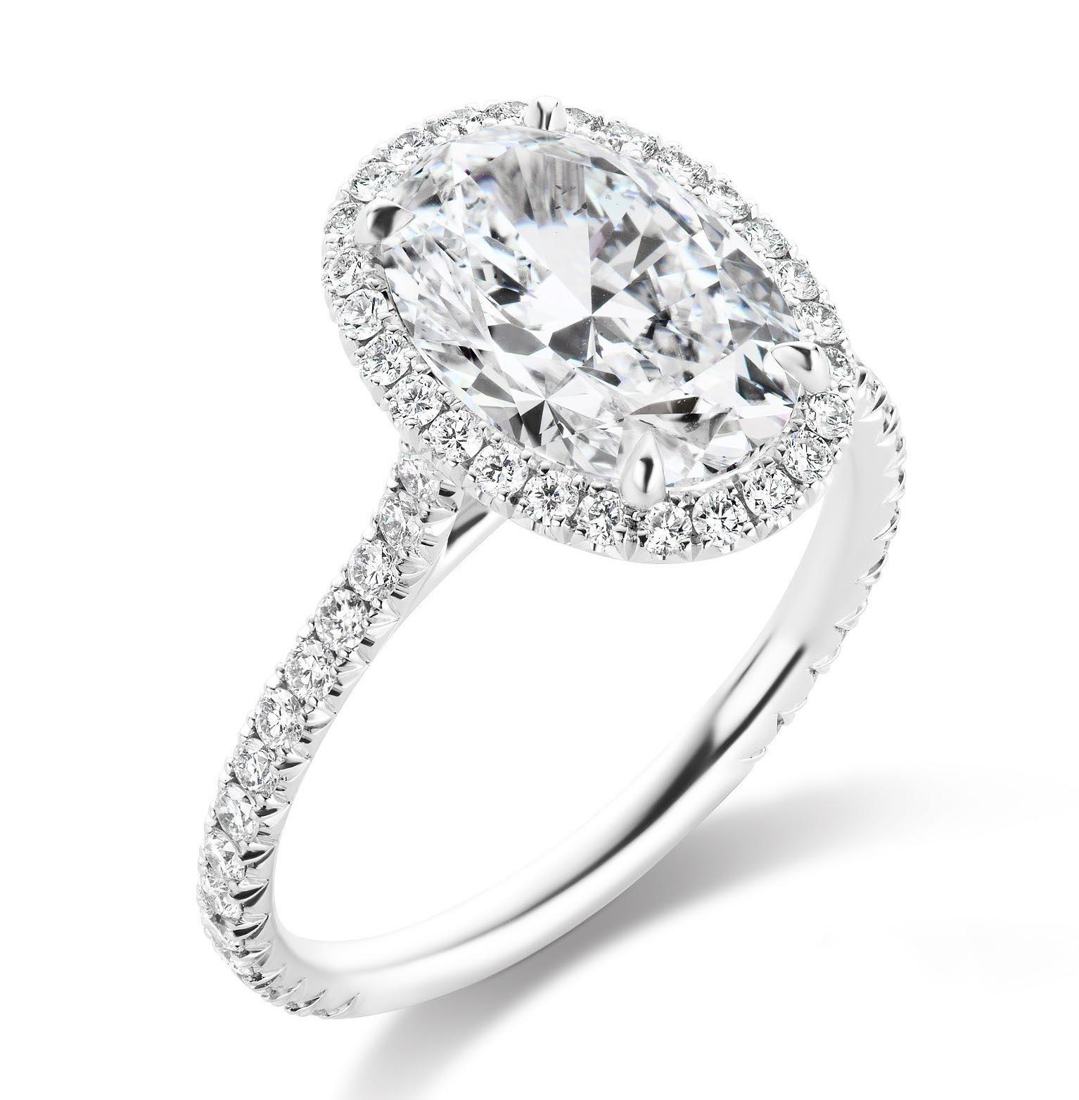 Fsi1 Oval Brilliant Solitaire Halo 250ct In Platinum. .925 Engagement Rings. 2015 Gold Engagement Rings. Goblin Wedding Rings. Indian Engagement Rings. Side Stone Wedding Rings. Gypsy Rings. New Wedding Rings. Design Woman Wedding Rings