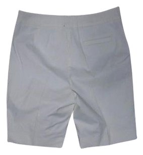 Faonnable Faconnable Stretch Bermuda Shorts White