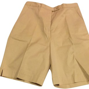 Faconnable Shorts Tan