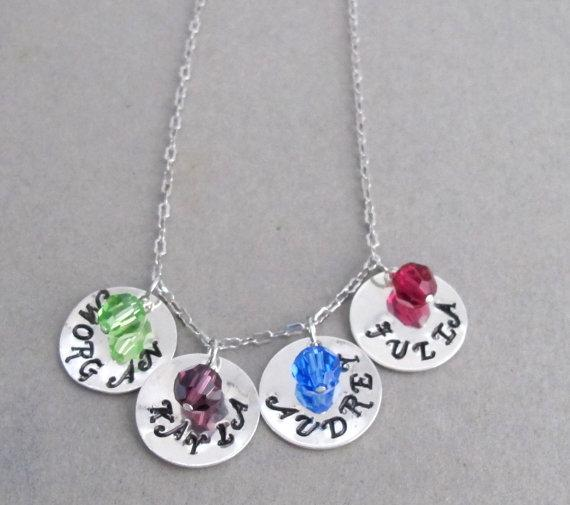 Fashion Jewelry For Everyone Personalized Mother's Charm ...