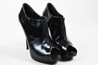 Fendi Patent Leather Black Boots