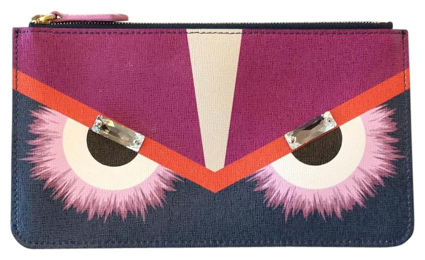 Fendi limited Addition Monster Wallet