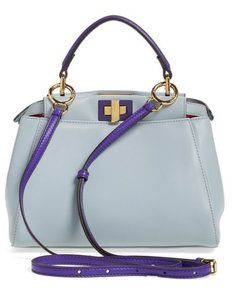 Fendi Peekaboo Mini Cross Body Bag