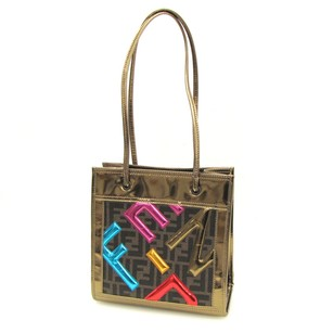 Fendi Satchel in Golden