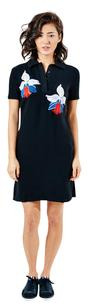 Fendi short dress Black Silk Shift Shift on Tradesy