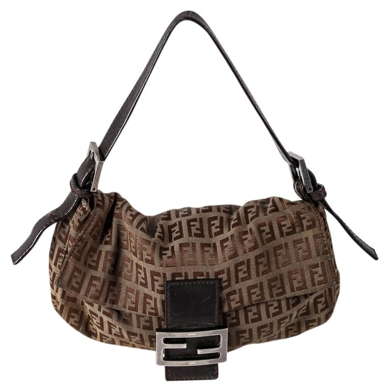 Fendi * Vintage Signature Monogram Shoulder Bag on Sale, 36% Off ...