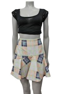 Finders Keepers Tiny Dancer Skirt Multi-Color