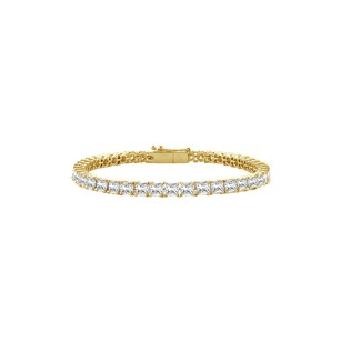 Fine Jewelry Vault Perfect Gift 4 Carat Diamonds Tennis Bracelet For Her