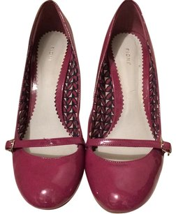 Fioni Violet Pumps