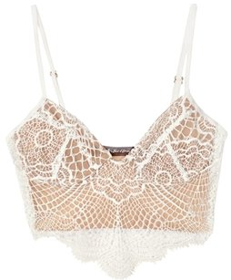 For Love & Lemons J Rag Bone Top White