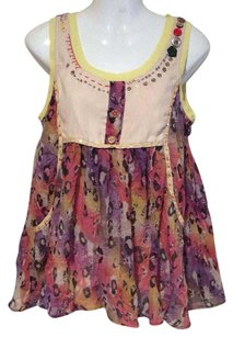 Forla Paris Top Multicolor
